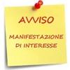 AVVISO MANIFESTAZIONE D'INTERESSE